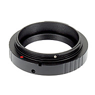T2 T Mount Lens to Canon EOS EF Mount Adapter for 5DII/5D/50D/40D/450D/60D/550D