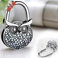 Owl Purse Betjent favør (flere farger)