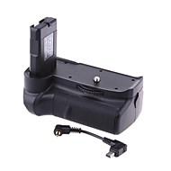 כבלים מחזיק גריפ זרוק משלוח מקצועי סוללה למצלמת DSLR D3200 D3100 של ניקון