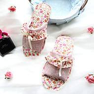Muoti Purple Flower Naisten Slide Slipper