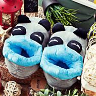 Sarjakuva Valkoinen Panda Villa Naisten Slide Slipper