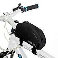 Fahrradtasche 1.5LFahrradrahmentasche Wasserdicht / Reflexstreifen / Skifest / tragbar Tasche für das Rad 600D - Polyester Fahrradtasche