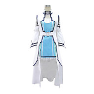 Sword Art Online Extra Edition Asuna Cosplay Costume