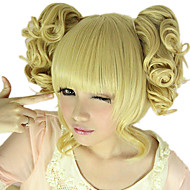 Harajuku Lolita Stil hochwertige synthetische Perücke Cosplay