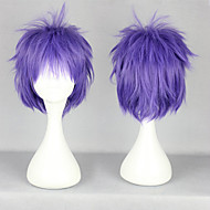 Cosplay Synthetic Wig Hakkenden Dainihen(Purple)