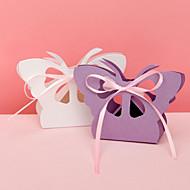 Schmetterling zugunsten Box mit Ausschnitten (set of 12)