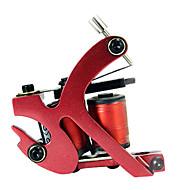 In lega di alluminio Coil Gun Tatoo Macchina per il rivestimento e sfondo