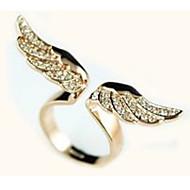 Prstenje sa stavom,Jewelry Zlatna Kauzalni Legura / ZirconPrilagodljive