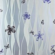 ארט דקו קלאסי סרט חלון,PVC/Vinyl חוֹמֶר קישוט חלון