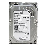 "Seagate ST2000DX001 SATA3 3.5"" 2TB SSHD Internal Hard Drive for Desktop"