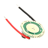 1400mA constante LED Driver Regulamentado atual Módulo Placa de Circuito (3 ~ 4.5V)