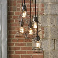 The North American Country Style Tieyi Chandelier