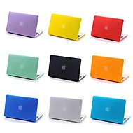 "Coosbo® Matt Rubberized Hard Cover Case for 11"" 13"" Mac Macbook Air (Assorted Color)"