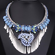 Women's Alloy Necklace Wedding/Gift/Party/Daily/Causal Non Stone