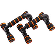 Push-Up Bars Exercise & Fitness / Gym Multifunction Rubber
