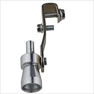 Bil Turbo Sound Whistling Turboladdare - Silver (Storlek S)