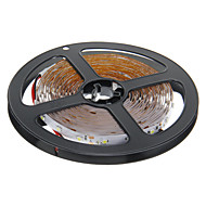 5M 24W 300x3528SMD 6000K Cool White Light LED Strip Lamp (DC 12V)