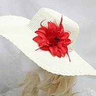 Women's/Flower Girl's Paper Headpiece - Special Occasion/Casual/Outdoor Hats