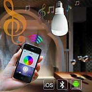 9W E26/E27 LED kulaté žárovky A60(A19) 45 SMD 5630 800 lm Stmívací / Dálkové ovládání / Senzor / Ozdobné AC 85-265 V