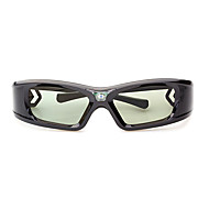 M&K Active Shutter 3D Glasses with Micro USB Charging for DLP-Link 3D Projector