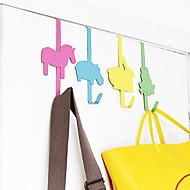 Animais Design Metal Hook, L21.2cm xW3.8cm xH4.5cm
