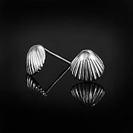 Stud Earrings Women's Silver Earring
