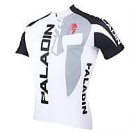paladinsport mænds cykling trøje kort ærme ridderen foråret og sommeren stil 100% polyester