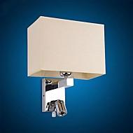 Appliques, 1 Lumière, artistique Acier inoxydable Placage MS-86411 Moderne