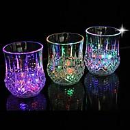 バー専用の発光主導常夜灯パイナップルガラスcoway