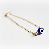 shixin® Mode Augenform blau Harz Charme Armbänder (1 PC)