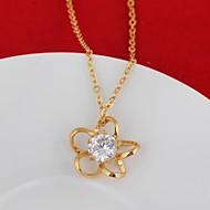 Women's Cubic Zirconia Necklace Gift/Party Cubic Zirconia
