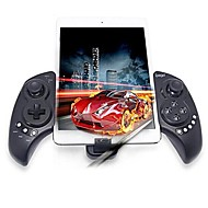 ipega pg9023 teleskopiske bluetooth v3.0 controller til iPhone / iPod / iPad + Android + mere - sort