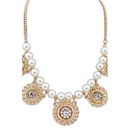 European Style Fashion New Wild Pearl Necklace