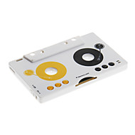 Car Tape Cassette SD/MMC MP3 Adapter Player with Remote Control
