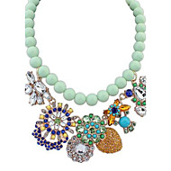 European Style Popular Hit Color Necklace