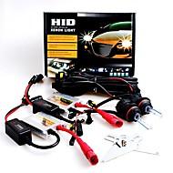 מנורת ראש - HID קסנון 6000K תפוקה גבוהה/Waterproof )