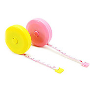 Kitchen Measuring Tape Flexible Ruler (Random Color)