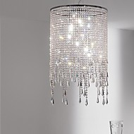 מנורות תלויות ,  מודרני / חדיש אחרים מאפיין for קריסטל מתכת חדר שינה