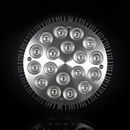 E27 54W 1080-1440LM 12Red+6Blue Light LED Spot Bulb Plant Grow Light (85-265V)