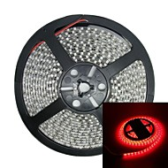 5M 75W 300x5050 SMD LED 635-700nm DC24VV IP68 Waterproof Strip Light Red