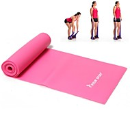 KYLIN SPORT™ Pink TPR Stretch Band by Yoga Pilates Resistance Band PowerTraining