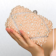 Polyster/Rhinestones Wedding/Special Occasion Clutches/Evening Handbags(More Colors)