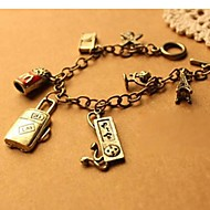 Women's Chain/Fashion/Personalized Bracelet Alloy Non Stone