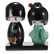 Tortenfiguren & Dekoration Nicht-personalisierte Klassisches Paar Hochzeit / Jubliläum Schwarz Asiatisches  Thema Geschenkbox