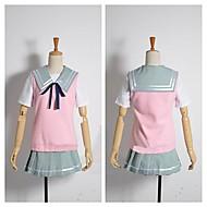 Kyoukai no Kanata Mirai Kuriyama Cosplay Costume