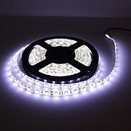 5m impermeabile bianco 300x5050 SMD ha condotto la lampada della striscia con cavo set dimmer (12v)