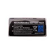 850mAh kit paquete de baterías recargables de iones de litio de la batería de herramientas + para Nintendo DSi NDSi