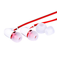 Mrice ® ​​E300 In-ear typen Capsule Shape ørepropper Stereo Earphone for Android Mobiltelefon