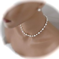 Ladies'/Women's Pearl Necklace Wedding/Gift/Party/Daily/Causal Pearl