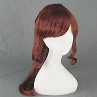 Nintama Rantarou Yashamaru Brown Ponytail Cosplay Wig